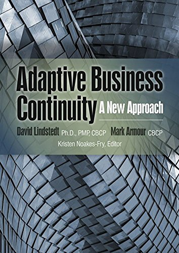 Adaptive Business Continuity: A New Approach (A Rothstein Publishing Collection eBook) (Best Crisis Management Examples)