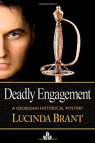 book cover of Deadly Engagement