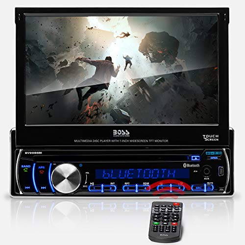 BOSS Audio Systems BV9986BI Car DVD Player - Single Din