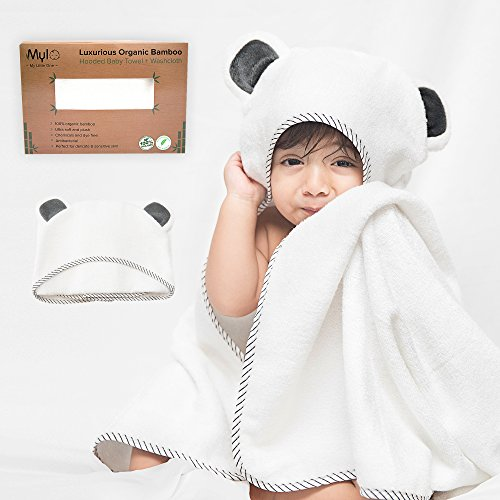 extra large baby bath towel - 4