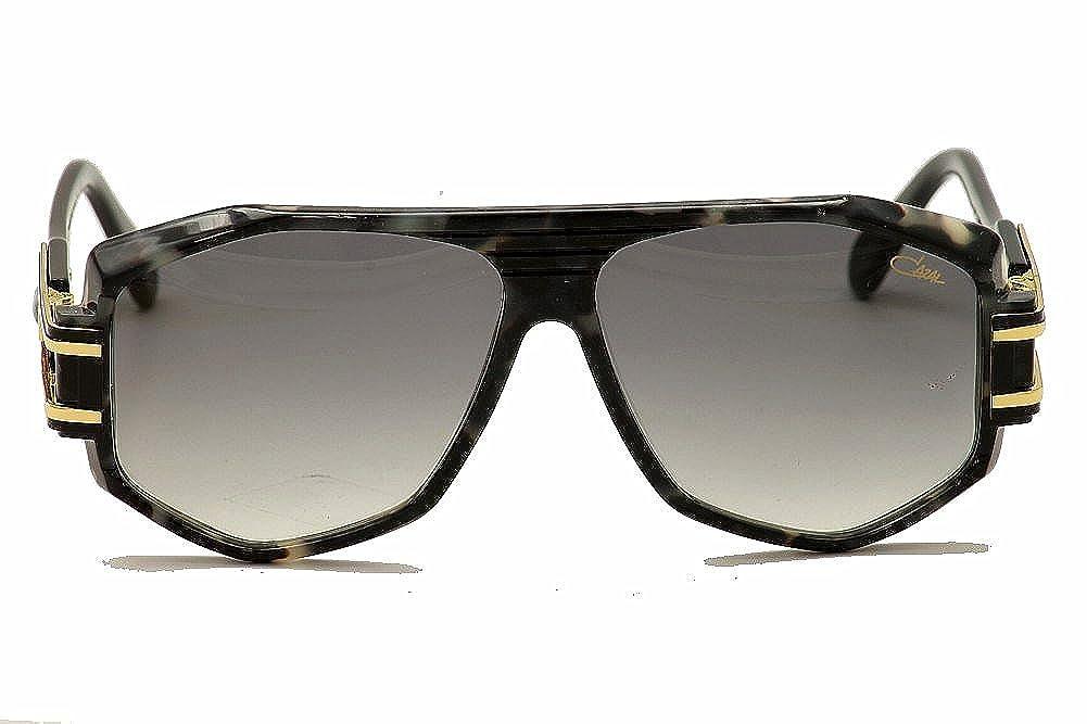 e5a69dea8aa8 Amazon.com  Cazal 163 090SG Black Grey Camouflage Grey Gradient Sunglasses  59 mm  Clothing