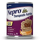 Cheap Nepro with Carb Steady Complete Nutrition, Butter Pecan, Case of 24 Containers