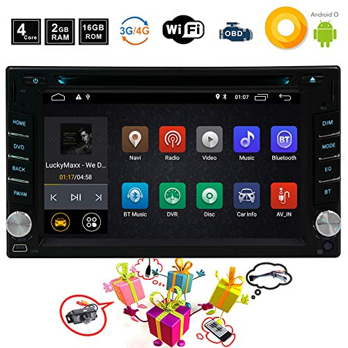 SYGAV Car Stereo for Subaru Forester WRX STI XV Crosstrek Radio Android 9.0 Pie GPS Navigation 9 Inch Touch Screen Head Unit