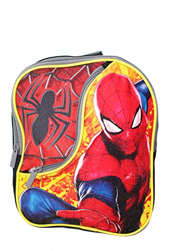 New Spiderman Toddler Backpack 10 Inch