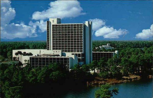 Americana's Dutch Resort Hotel, Walt Disney World Lake Buena Vista, Florida Original Vintage - Lake Buena World Disney Florida Vista