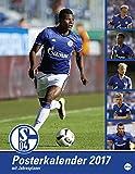 Schalke 04 Posterkalender - Kalender 2017