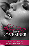 Thirty Days Have November