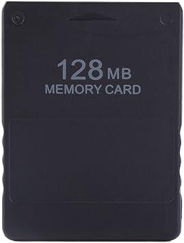Tarjeta de Memoria PS2 8M-256MB de Almacenamiento de Alta Velocidad para Sony Playstation 2 Consolas Juego Guarda e Información(128MB): Amazon.es: Electrónica