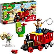 LEGO DUPLO Disney Pixar Toy Story Train 10894 Perfect for Preschoolers, Toddler Train Set includes Toy Story C