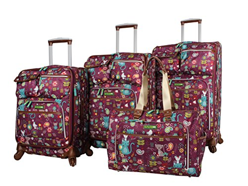 Collection 4 Piece Luggage Set - 2