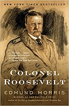 image for Colonel Roosevelt (Theodore Roosevelt)