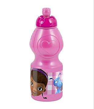 Botella cantimplora de plastico de Doctora Juguetes: Amazon.es: Juguetes y juegos
