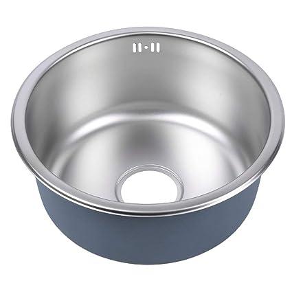 hehi Lark lavello in acciaio inox da incasso cucina lavello cucina ...