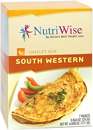 NutriWise - Southwestern High Protein Omelet (7/Box)