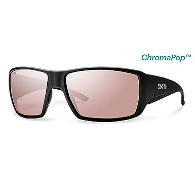 ac6831342e Amazon.com  Smith Optics Guide s Choice Sunglasses(Matte Black ...