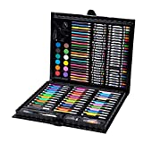 Troll Tree Children's Art Stationery Crayons Watercolor Pen Painting Tool Set 150pcs Art Sets