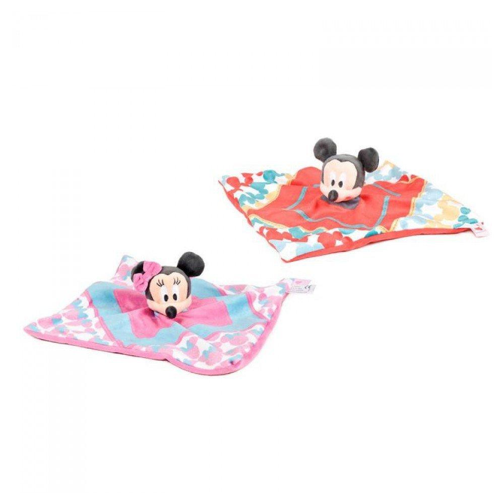 Mickey Y Minnie Comforter
