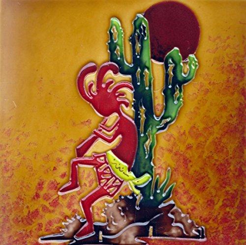"""Continental Art Center BD-2329 Art Tile 8""""X8"""" Art Tile-Ko..."""