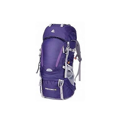 Haoyunlai Mochila, mochila de viaje, mochila para equipaje de senderismo de gran capacidad para