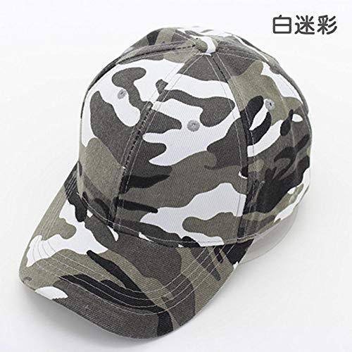 MKJNBH Baseball Cap Baseball Cap Bionic Camouflage Wild Travel Couple Hat Summer Outdoor Mountaineering Military Training Hat