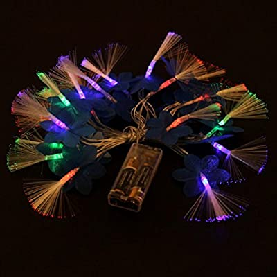 Alonea 3M Fiber Optic Light String Party Wedding Christmas Decor Lights
