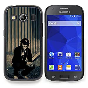 "For Samsung Galaxy Ace Style LTE/ G357 , S-type Hollywood Undead j perro"" - Arte & diseño plástico duro Fundas Cover Cubre Hard Case Cover"