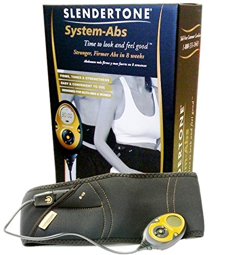 Slendertone System-Abs Muscle Toning Belt (Unisex) by Slendertone