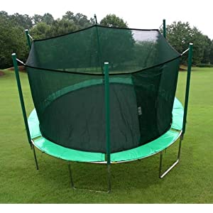 Kidwise Magic Circle Round 13.5-ft. Trampoline with Enclosure