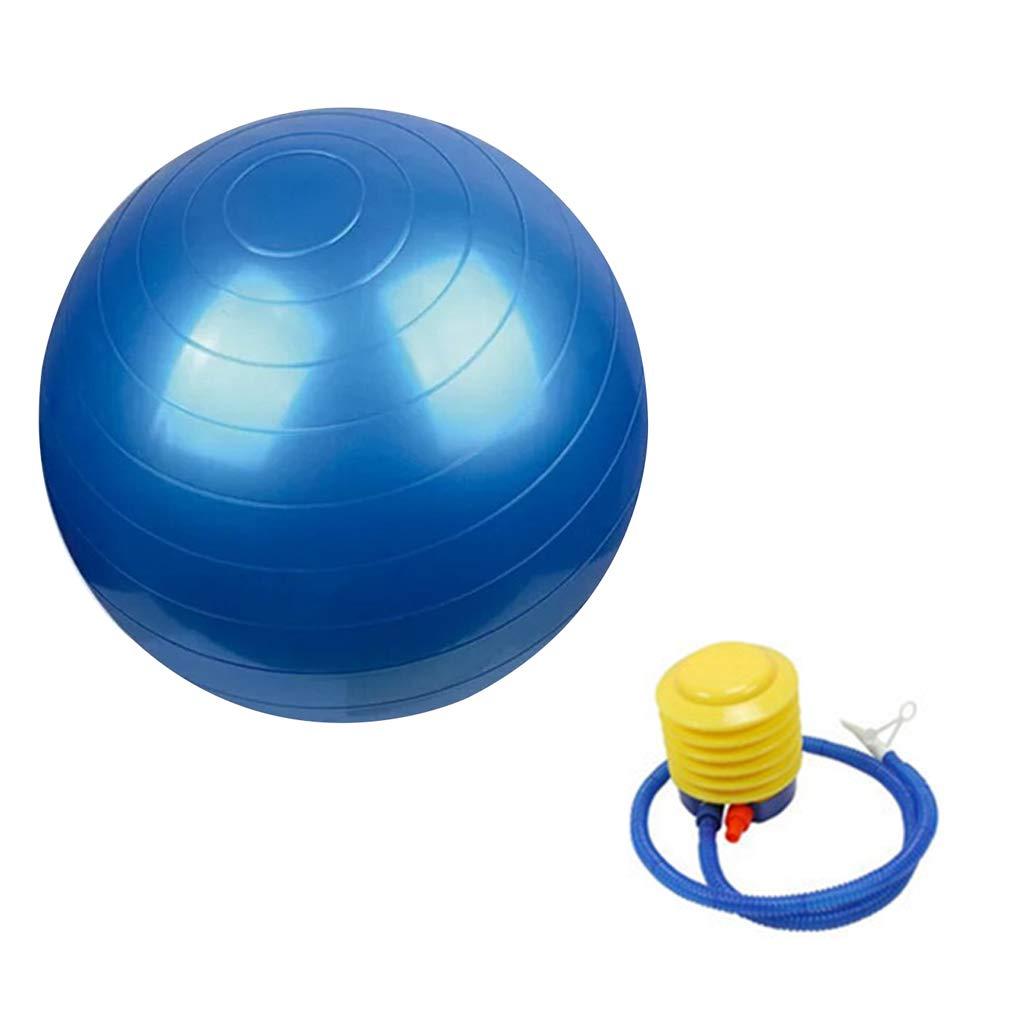Beaums Fitness PVC Anti-burst Yoga Exercise Ball Stability Slip-resistant Ball Exercise Equipment