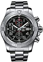 Breitling Super Avenger Men's Chronograph Watch - A1337111-BC28-168A