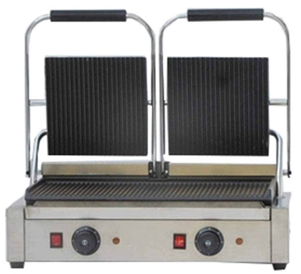 Amazon.com: newtry cr-813 Electric Panini Grill/Panini Press ...