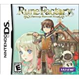 Rune Factory: A Fantasy Harvest Moon - Nintendo DS