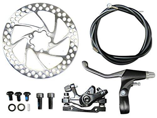 Disc Brake Wheel Kit - Flying Horse Complete 26