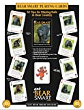 Get Bear Smart - Playing Cards (Printed in the USA)