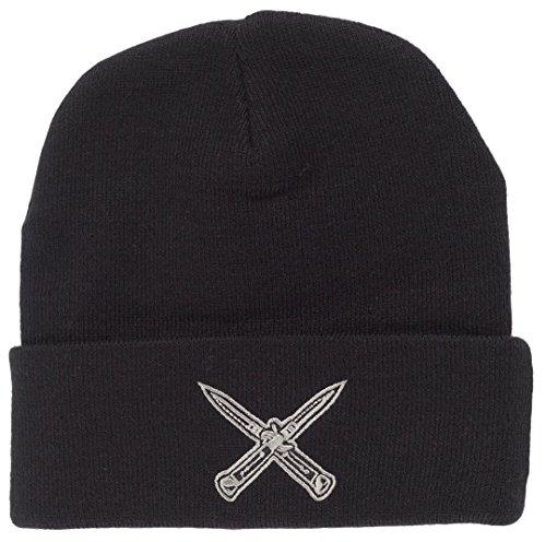 Kustom Kreeps Switchblades Knit (Greaser Hats)