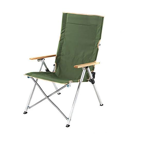 Amazon.com: Silla plegable Qi Peng para exteriores, ligera ...