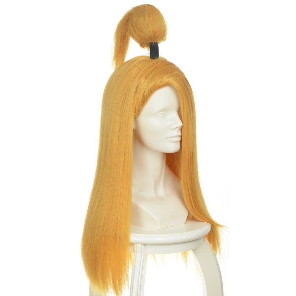 Amazon.com: cfalaicos Naruto cosplay disfraz peluca ...
