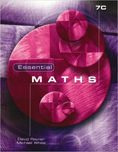 Book Essential Maths: Level 7C by David Rayner (2008-04-10)
