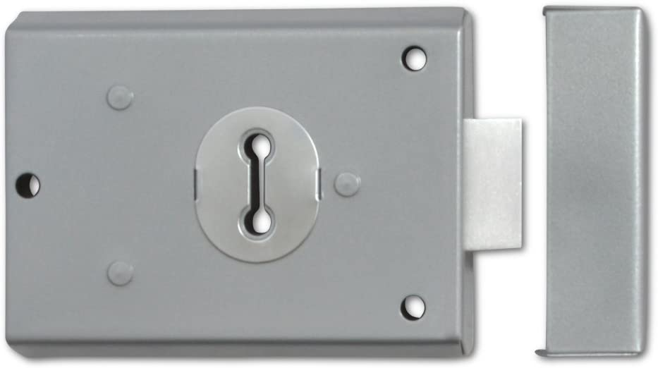 Brand New sterling Double Handed Rim Lock