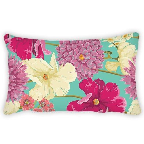 PINTURA al óleo de hortensias flores manta funda de almohada ...
