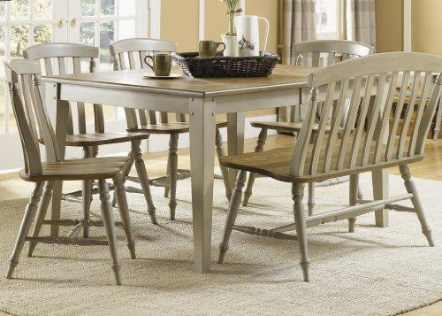 Liberty Furniture 541-T4074 Al Fresco Dining Rectangular Leg Table, 40