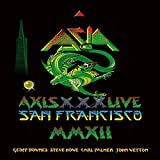 Axis XXX Live in San Fransisco MMXII (Bonus DVD) by Asia