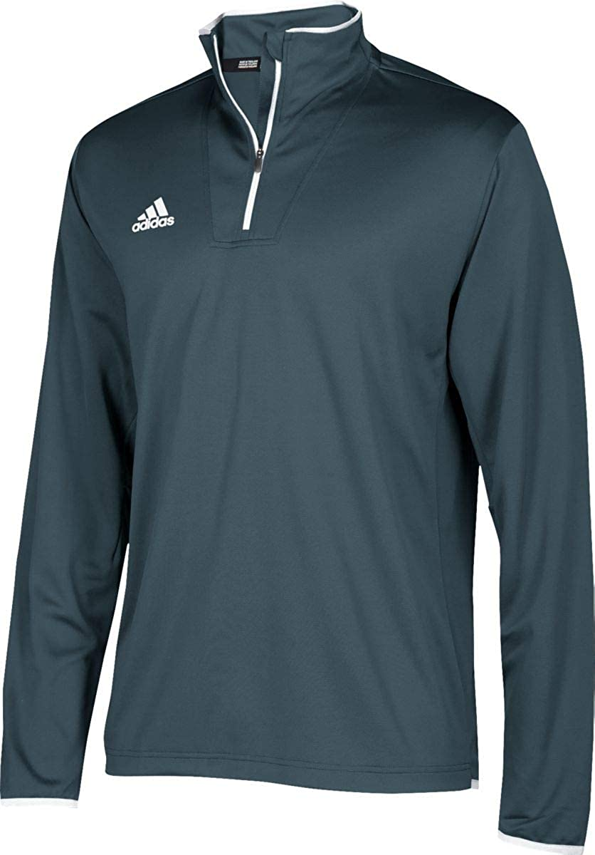 adidas University of TN Chattanooga Knit Quarter-Zip Top - Men's Multi-Sport