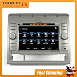 2005-2012 Toyota Tacoma In-dash DVD GPS Navigation Stereo Satellite Sirius Ready Bluetooth Deck AV Receiver CD Player Stereo Touch Screen with Rear View Camera input Digital TV Tire Pressure Monitoring System option Astrium GEE-5985