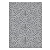 Spellbinders S6-070 Deco Steptastic Texture Plate