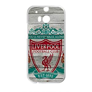 Happy Liverpool Football Club Hot Seller Stylish Hard Case For HTC One M8