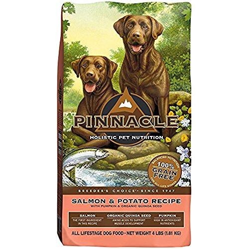 Pinnacle Salmon And Potato Grain Free Formula Dog Food  4 Pound
