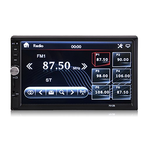 Touch Screen Car Stereos - 6