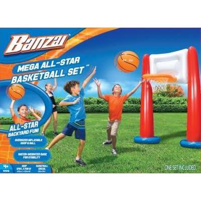 Mega All-Star Basketball Set: Sports & Outdoors