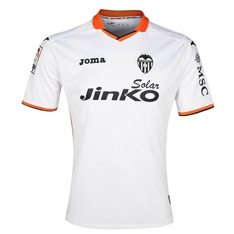 Joma Valencia C.F. - Camiseta de fútbol para niño 2013-14